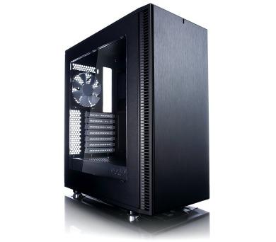 Fractal Design Define C / Full ATX / 2x USB 3.0 / Window/ černá