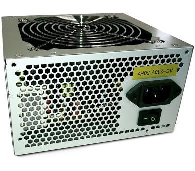 CRONO zdroj P350N/Gen2/ 350W/ 12cm fan/ 2x SATA/ druhá generace/ retail balení/ 85+ Gold/ šedý (PS350N/Gen2)