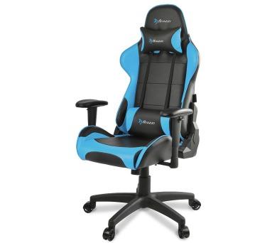 AROZZI herní židle VERONA V2/ černomodrá (VERONA-V2-BL)