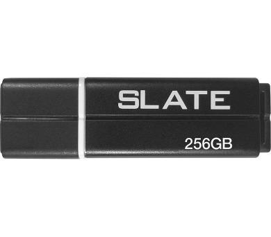 PATRIOT Slate 256GB Flash disk / USB 3.0 / Černý (PSF256GLSS3USB)