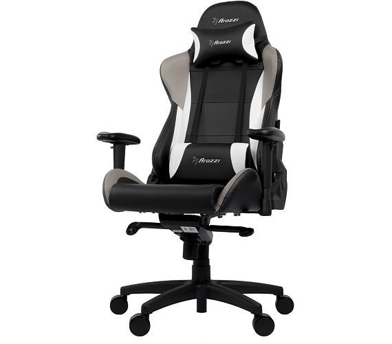 AROZZI herní židle VERONA PRO V2/ šedá (VERONA-PRO-V2-GY)