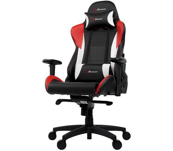 AROZZI herní židle VERONA PRO V2/ červená