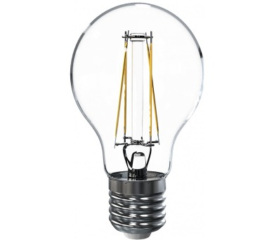 TESLA LED žárovka CRYSTAL RETRO BULB/ E27/ 7W/ 230V/ 835lm/ 2700K/ teplá bílá/ stmívatelná (B