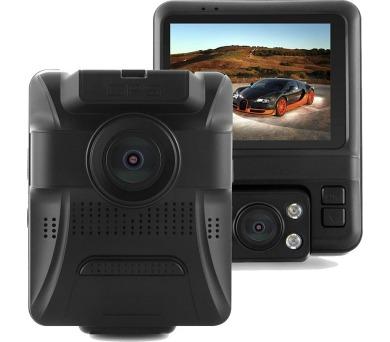 CEL-TEC E20 Dual GPS - duální palubní kamera do auta 1080p