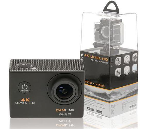 Camlink CL-AC40 - Akční 4K Ultra HD/30p kamera