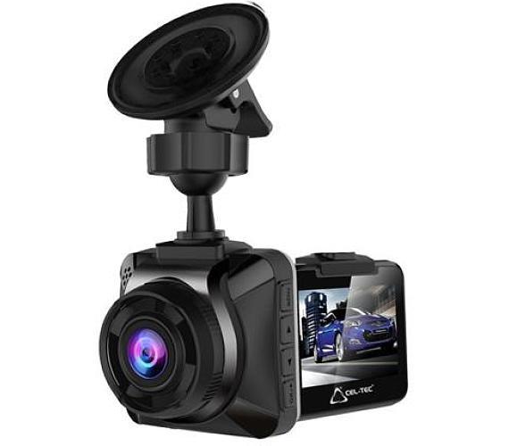 CEL-TEC E04 - palubní kamera do auta HD 720p + DOPRAVA ZDARMA