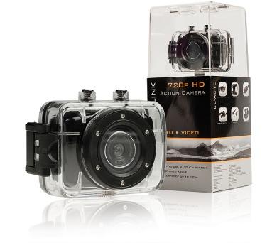 """Camlink CL-AC10 - Akční HD kamera 720p s 2"""" dotykovým displejem"""