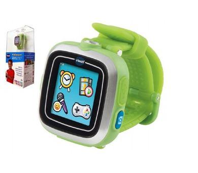 Kidizoom Smart watch DX7 Vtech chytré hodinky zelené 5cm na baterie v krabičce 13x28cm + DOPRAVA ZDARMA