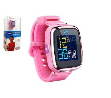 Kidizoom Smart watch DX7 Vtech chytré hodinky růžové 5cm na baterie v krabičce 13x28cm + DOPRAVA ZDARMA