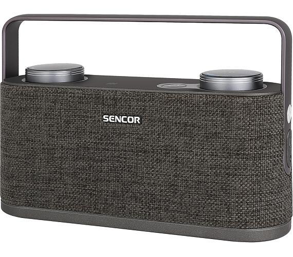 Sencor SSS 6200N BLACK BT SPEAKER