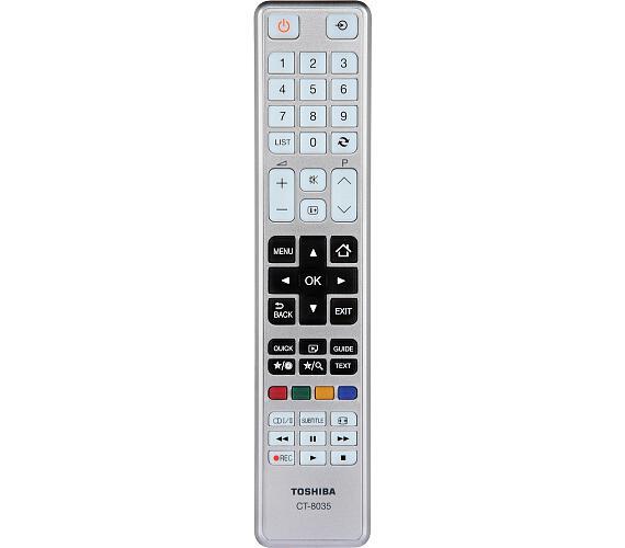 Toshiba CT8035 stříbrné