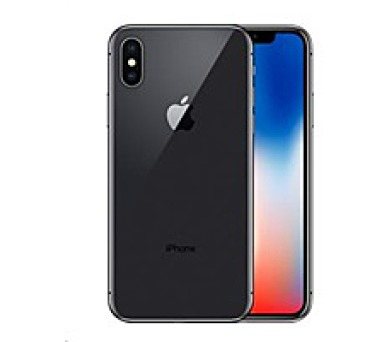 APPLE iPhone X 64GB Space Grey (MQAC2CN/A)
