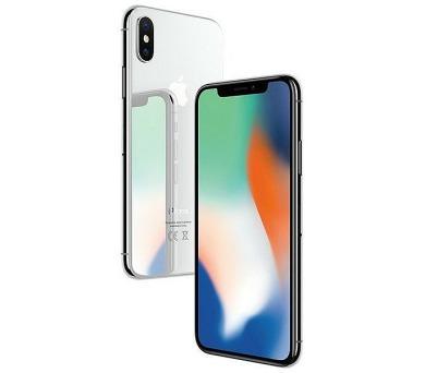 APPLE iPhone X 64GB Silver (MQAD2CN/A)