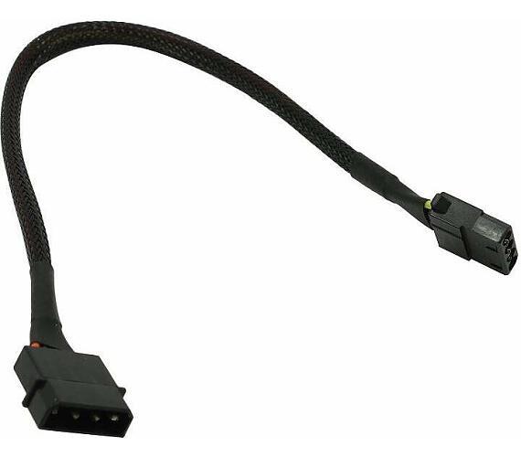AKASA - 4-pin molex - 30 cm prodlužovací kabel (AK-CBPW02-30)