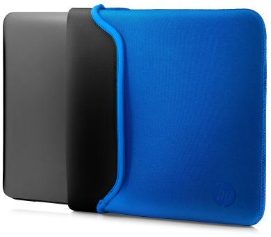 "HP 13,3"" Pouzdro Neoprene Sleeve černá/modrá (V5C25AA#ABB)"
