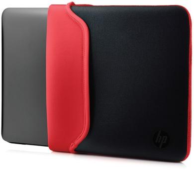 """HP 13,3"""" Pouzdro Neoprene Sleeve černá/červená (V5C24AA#ABB)"""