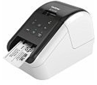 Brother QL-810W tiskárna samolepících štítků
