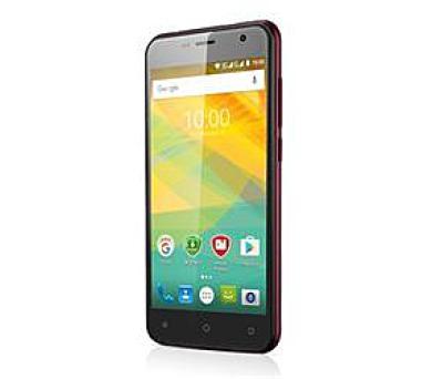 "PRESTIGIO - 1GB/8GB 5.0"" IPS (1280x720) QuadCore 1.3GHz cam 8+2 Mpx 2000mAh dual Android 6.0 vínová"
