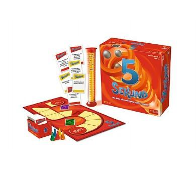 5 Sekund společenská hra v krabici 26x26x8cm + DOPRAVA ZDARMA