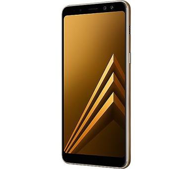 Samsung SM-A530F Galaxy A8 Duos gsm tel. Gold