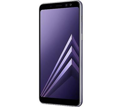 Samsung SM-A530F Galaxy A8 Duos gsm tel. Orchid Gray + DOPRAVA ZDARMA