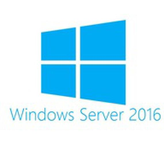 HPE MS Windows Server 2016 Standard Edition ReOpKit 16 Core CZ OEM (P00487-221)