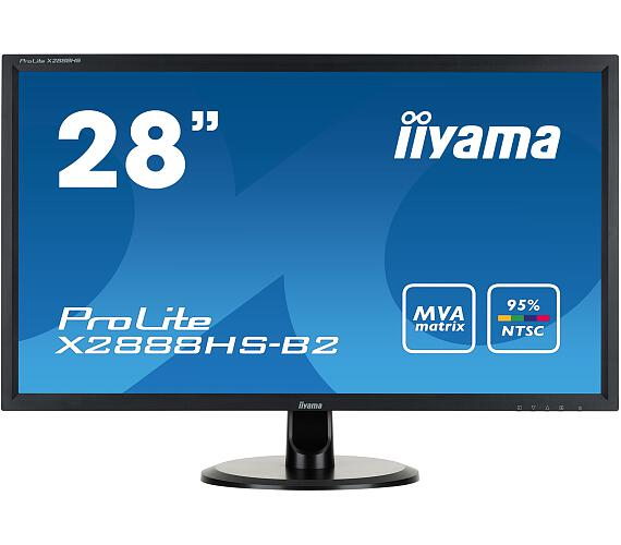 iiyama X2888HS-B2 - MVA