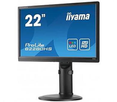 iiyama B2280HS-B1 - FullHD,5ms,250cd/m2