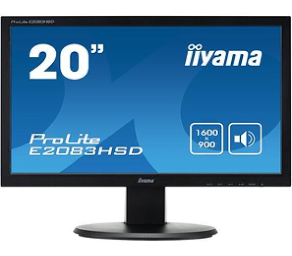 iiyama ProLite E2083HSD-B1 - 5ms