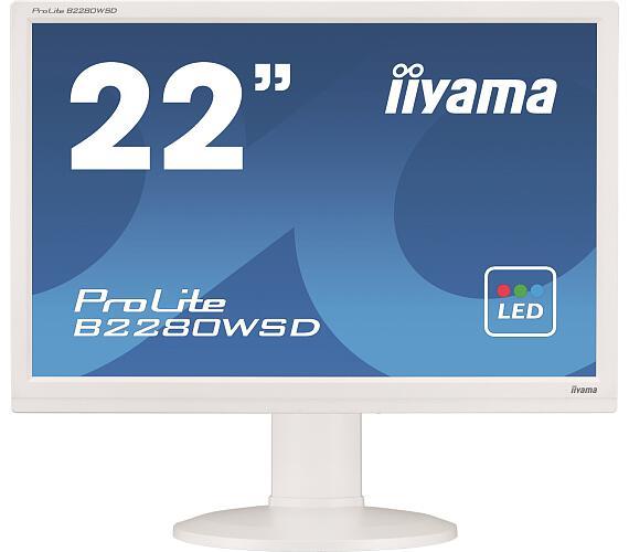 iiyama B2280WSD-W1 - 5ms + DOPRAVA ZDARMA
