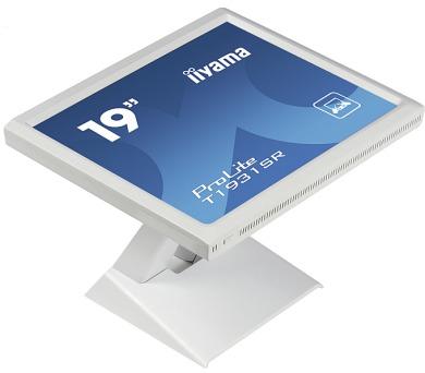 iiyama T1931SR-W1- 5 žilový,DVI,USB,RS-232