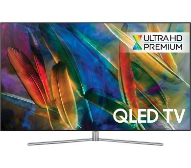 QE49Q7FAM QLED ULTRA HD LCD TV Samsung + DOPRAVA ZDARMA
