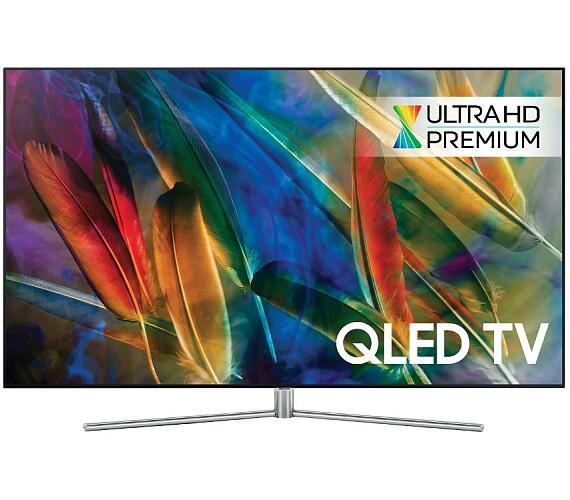 QE65Q7FAM QLED ULTRA HD LCD TV Samsung + DOPRAVA ZDARMA
