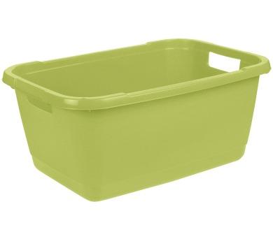 Keeeper Koš na čisté prádlo aenna 52l zelený