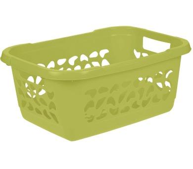 Keeeper Koš na čisté prádlo jost 32l zelený