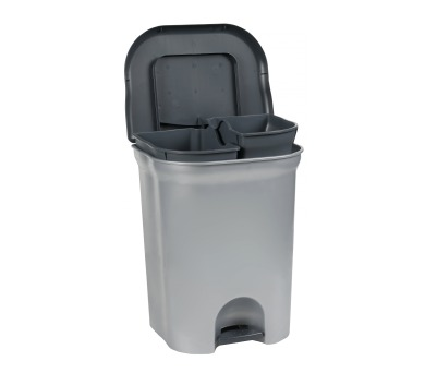 Keeeper Nášlapný odpadkový koš torge + DOPRAVA ZDARMA