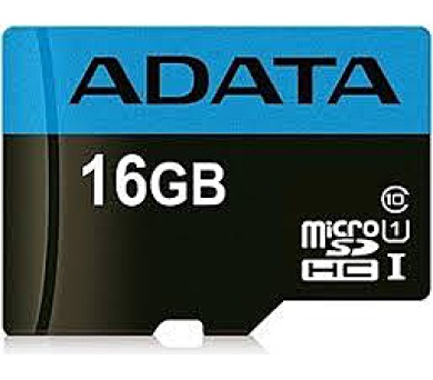ADATA MicroSDHC 16GB UHS-I Class10 A1 10 85/10MB/s
