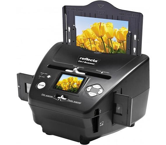 Braun NovoScan 3in1 film/foto skener + DOPRAVA ZDARMA