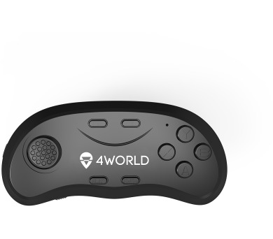 4World Bluetooth 3.0 Remote GamePad iOS/Android/PC (10298)