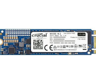 Crucial MX300 M.2 2280SS (CT275MX300SSD4)