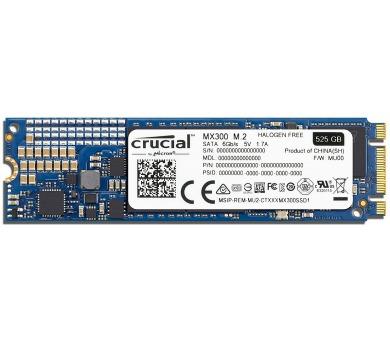 Crucial MX300 M.2 2280SS (CT525MX300SSD4) + DOPRAVA ZDARMA