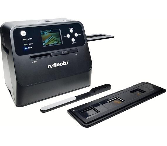 Braun NovoScan LCD filmový skener + DOPRAVA ZDARMA