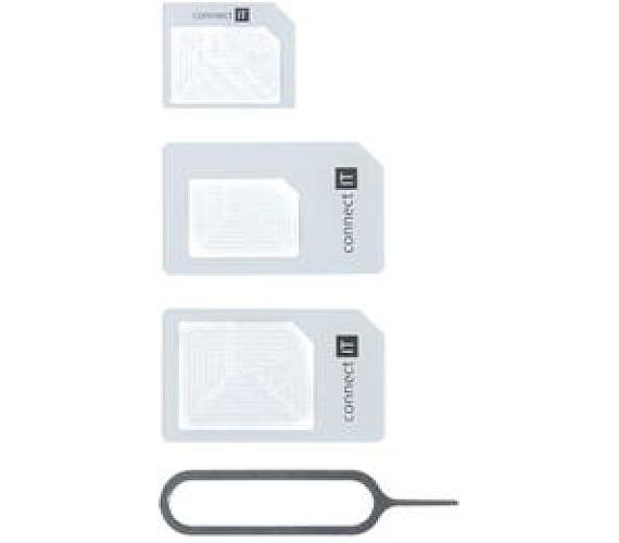 Redukce nano a micro SIM karty (CFF-0050-BK)