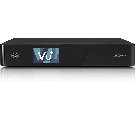 VU+ UNO 4K SE 1x Dual FBC-S/S2X tuner (VU+ UNO 4KSE FBC-S2X)