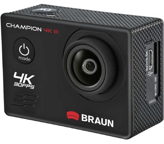 Braun CHAMPION 4K II (57670)