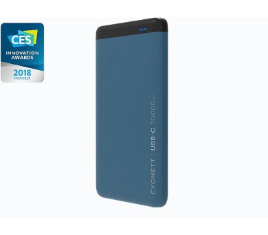 CYGNETT 20,000mAh USB-C,PD-48W Power Bank in Teal (CY2224PBCHE) + DOPRAVA ZDARMA