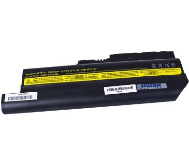 AVACOM NOIB-R60h-806 pro IBM ThinkPad R60/T60/Z60 Li-Ion 10,8V 7800mAh/84Wh