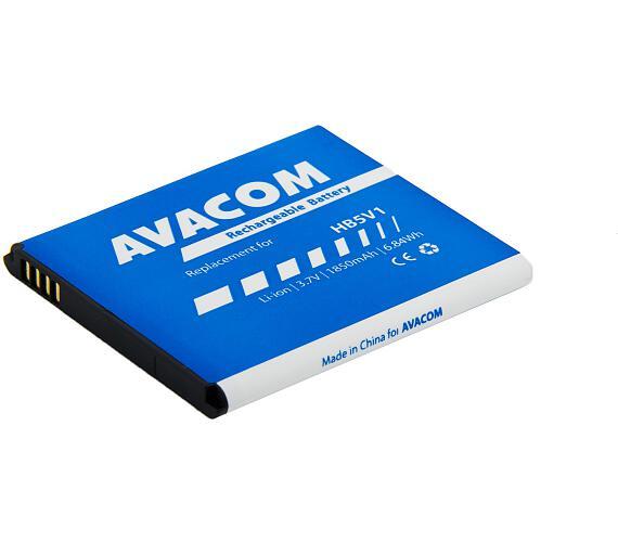 AVACOM GSHU-HB5V1-2100 do mobilu Huawei Ascend Y300 Li-Ion 3,7V 1850mAh