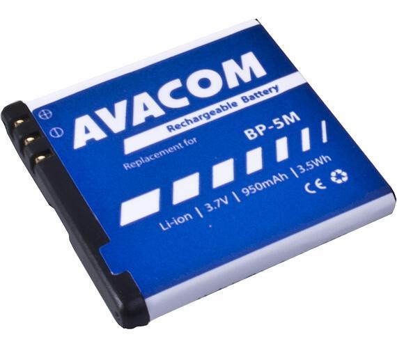 AVACOM GSNO-BP5M-S950A do mobilu Nokia N81