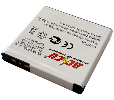 Accu pro Sony Ericsson Xperia X8